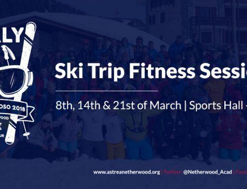 Ski Trip Fitness Sessions