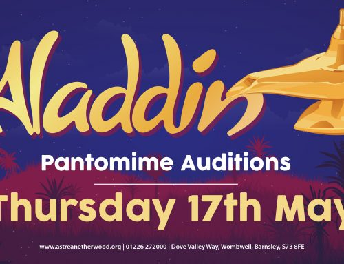 Aladdin Pantomime Auditions