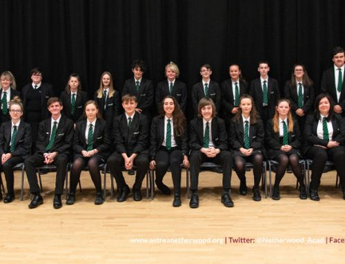 Congratulations to our new prefects