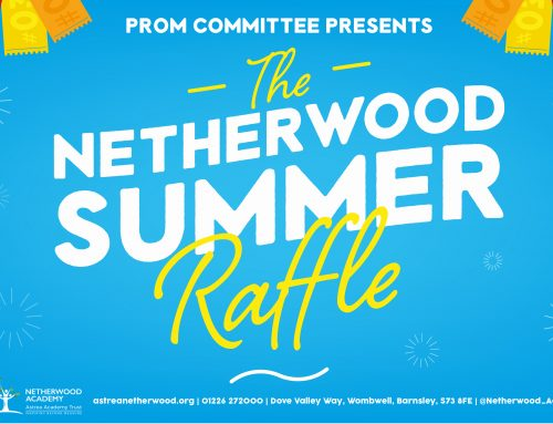 The Netherwood Summer Raffle