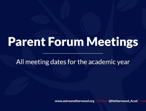 Parent Forum Meetings