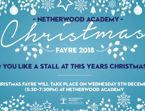 Christmas Fayre Stalls
