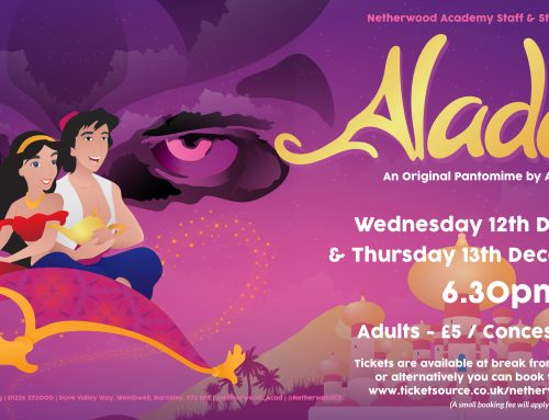 Aladdin – Tickets now on sale!