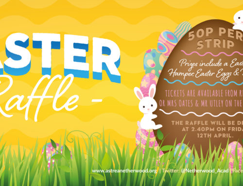Egg-citing Easter Raffle!