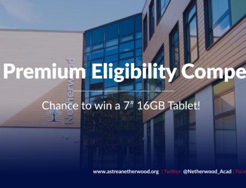 Pupil Premium Eligibility Competition