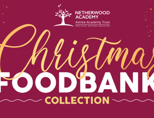 Netherwood Christmas Foodbank Collection.