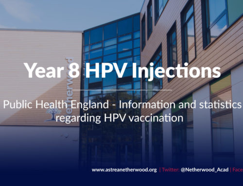 Information and statistics regarding the HPV vaccination
