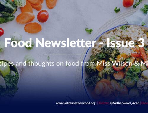 Food Newsletter – Issue 3