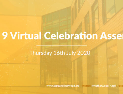 Year 9 Virtual Celebration Assembly