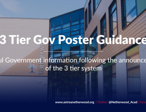 Three Tier Gov Poster Guidance