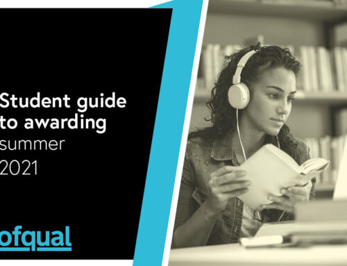 Student guide to awarding – Summer 2021