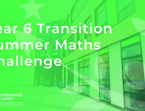 Year 6 Transition – Summer Maths Challenge