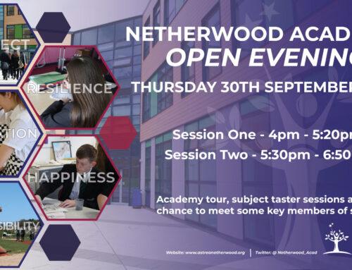 Academy Open Evening